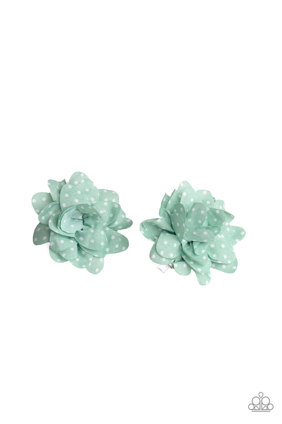 Perfectly Posy Green - Paparazzi Accessories