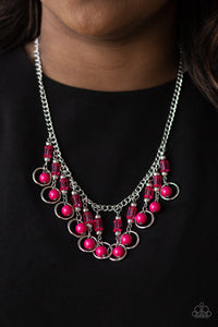 Cool Cascade Pink - Paparazzi Accessories