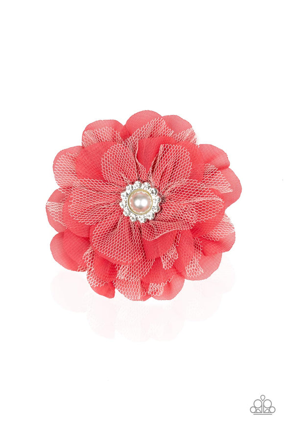 Bayou Blooms Orange - Paparazzi Accessories