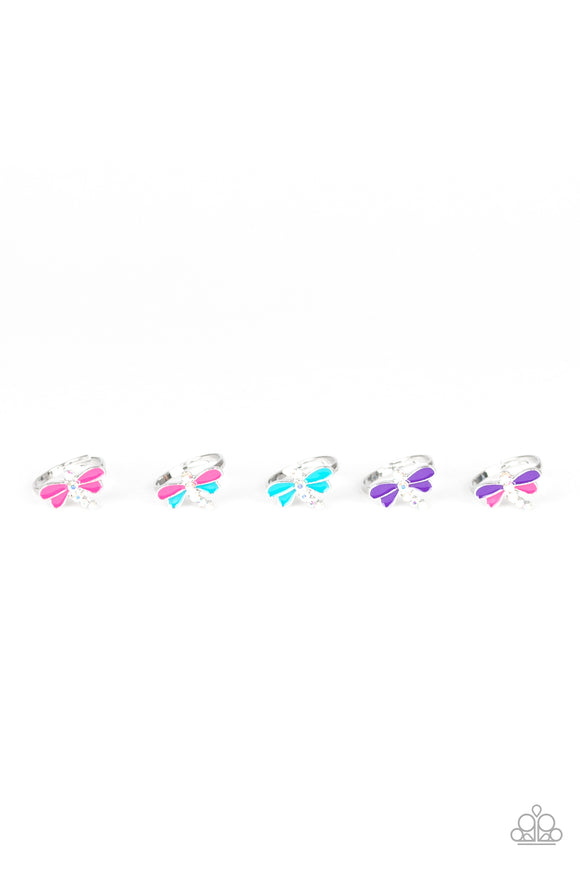 Iridescent Butterfly Starlet Shimmer Ring