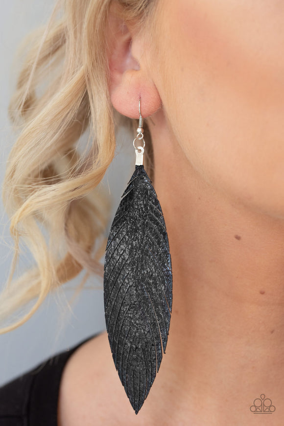 Feather Fantasy Black