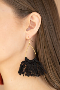 Tassel Treat Black