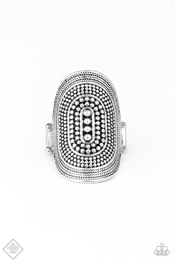 Dotted Decor Silver
