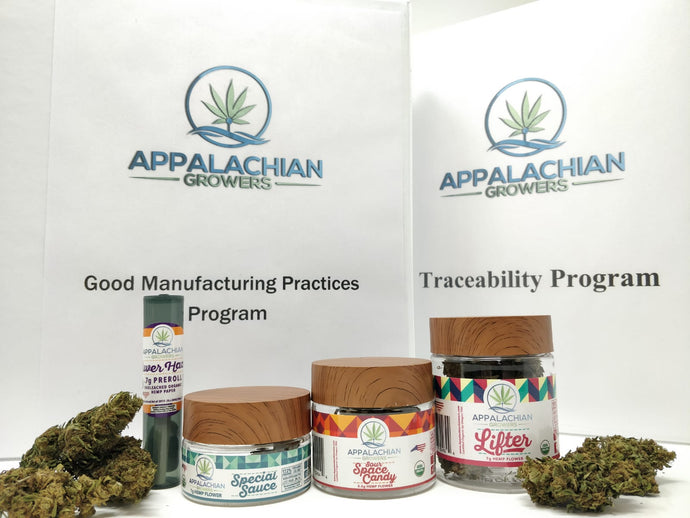 Appalachian Growers Achieves GMP Certification!