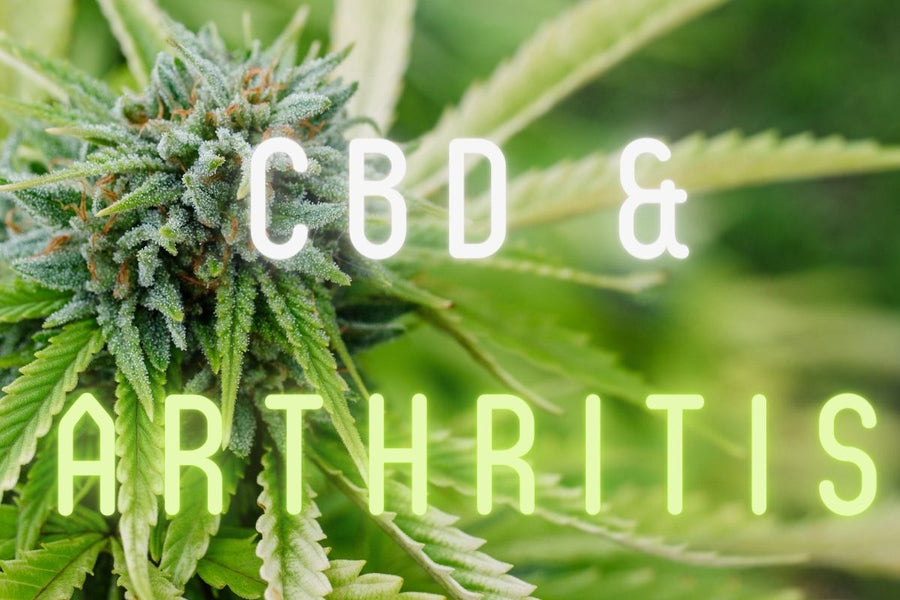 CBD Topicals & Arthritis Pain