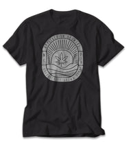Load image into Gallery viewer, Short Sleeve Emblem T-Shirt Black