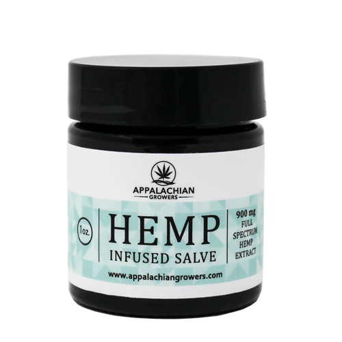 Full Spectrum Hemp Infused Salve