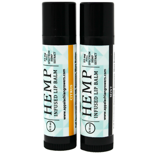 Full Spectrum Hemp Lip Balm