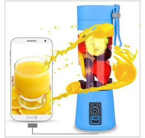 Powerful Portable USB Juicer & Blender