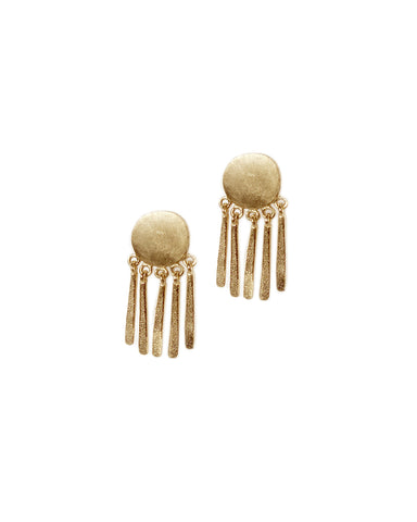 Bar Thread Earring