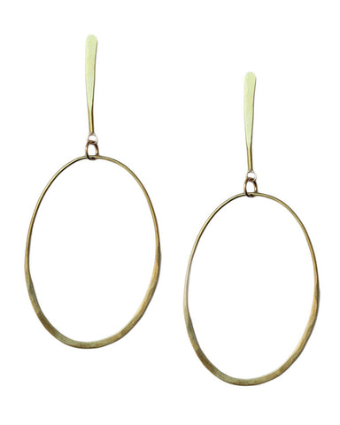 Alexa Hoop Earrings