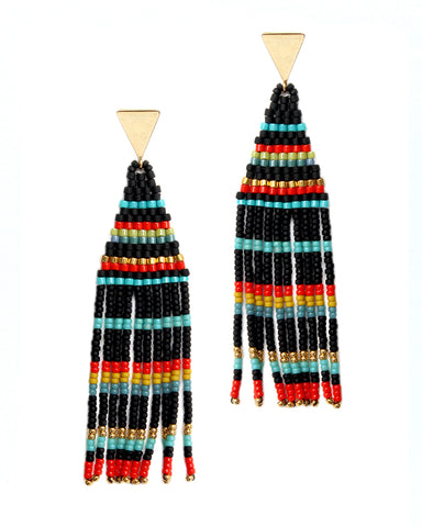 Sadie Earring / Color Block