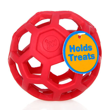 Hex Rubber Toy