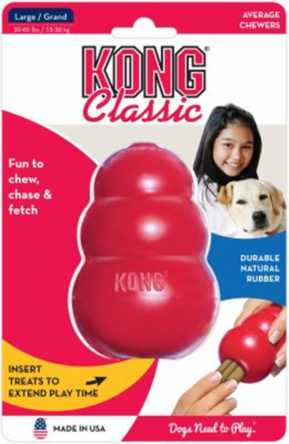 KONG Classic Chew Toy