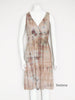 Tie Dye Goddess Dress - Sedona