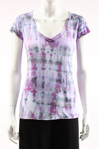 Relaxed Deep V Tee