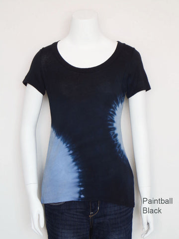 Paintball Scoop Neck Everyday Tee