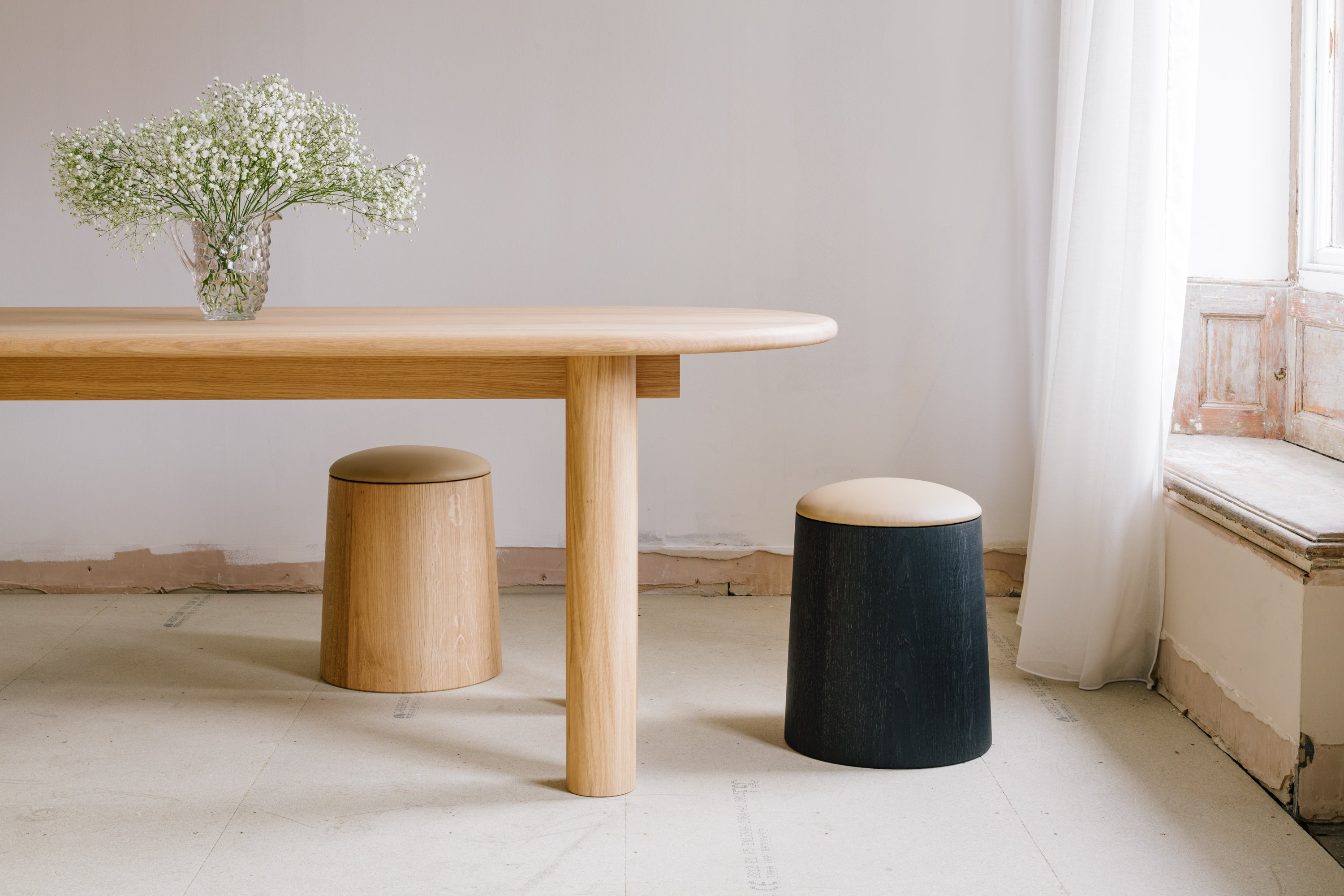 Bastion Dining Table