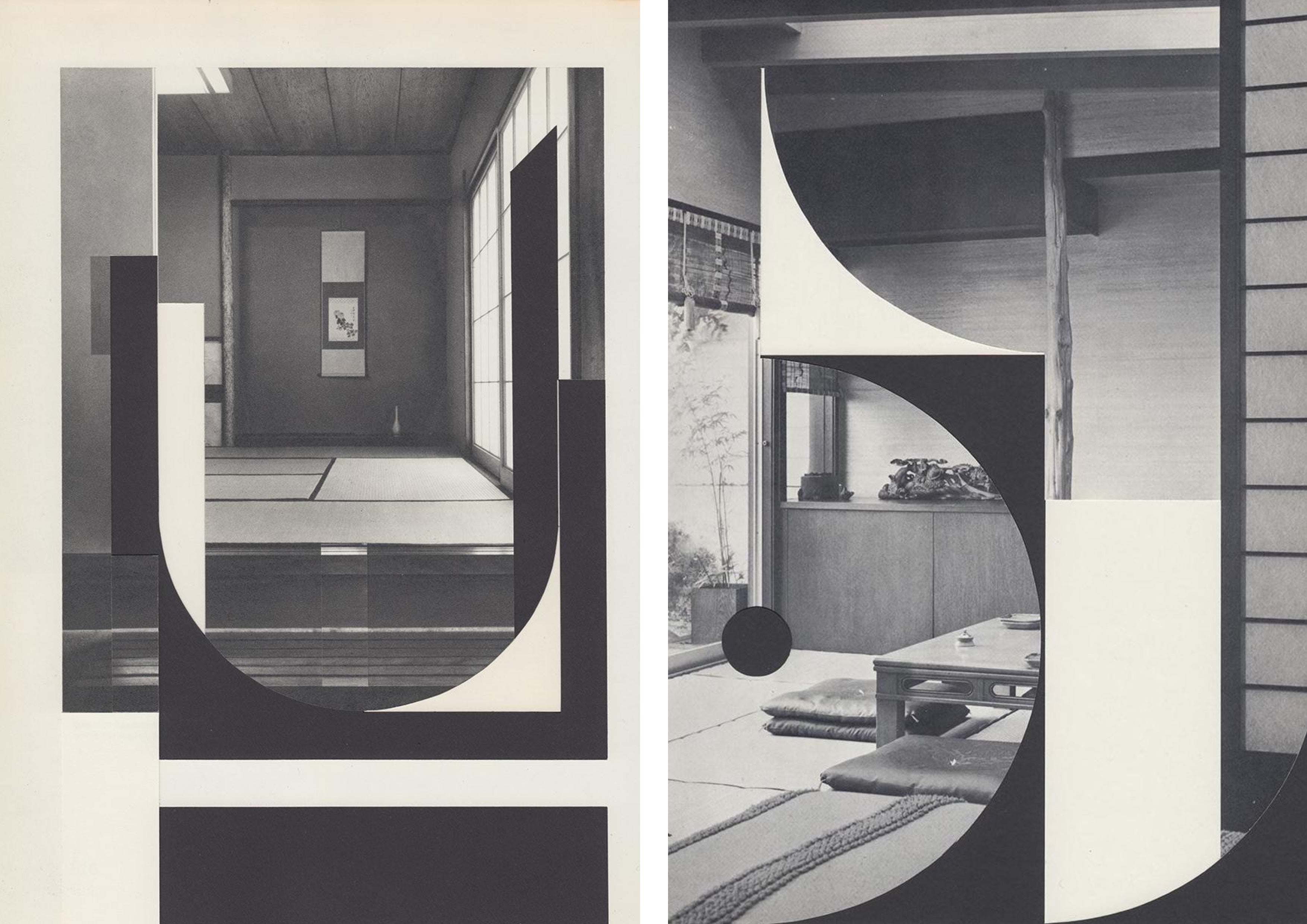 Louis Reith: Bold shapes & architectural spaces