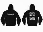 ++Sale++ Euer Hass ist unser Stolz Hoodie