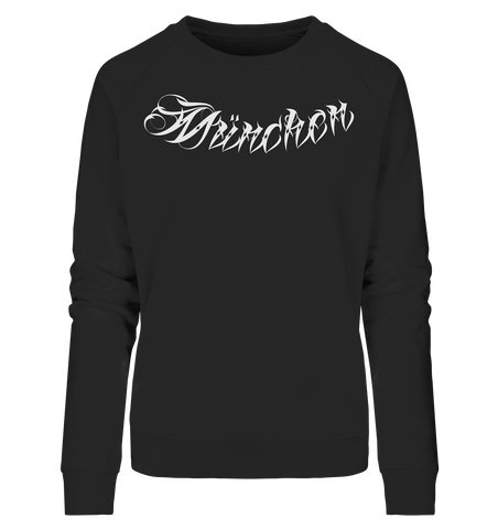 München Tattoo - Ladies Organic Sweatshirt