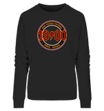 High Voltage Football - Ladies Organic Sweatshirt