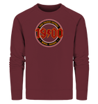 High Voltage Football - Organic Sweatshirt