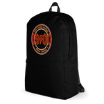 High Voltage Football Rucksack