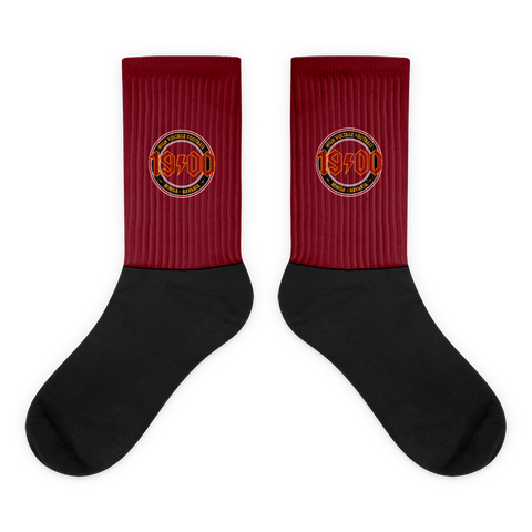 High Voltage Football Socken
