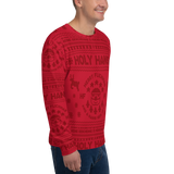 Holy Hansi Christmas Sweatshirt