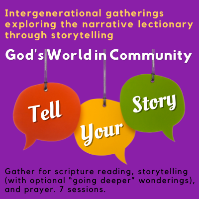 narrative lectionary lesson