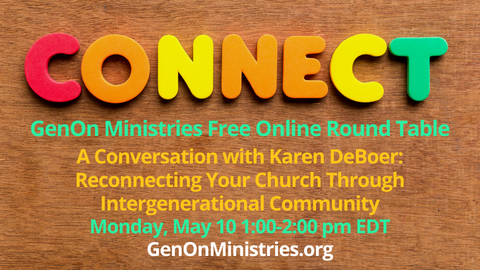 Reconnect Church Pandemic