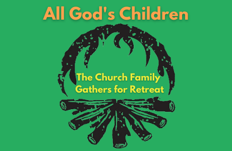 All God's Children: The Church Family Gathers for Retreat Sample Plus