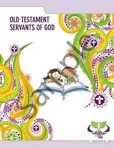 Faith for Life: Old Testament Servants of God SAMPLE