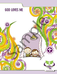 Faith for Life: God Loves Me SAMPLE