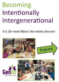 Becoming Intentionally Intergenerational Brochure