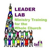 Leader Lab: Ministry Training for the Whole Church