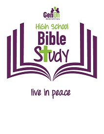 High School Bible Study - Live in Peace
