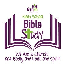 High School Bible Study - We Are A Church