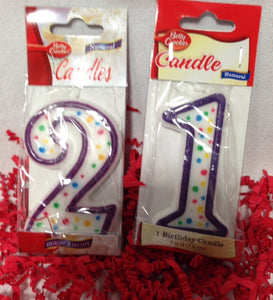 #21 candle
