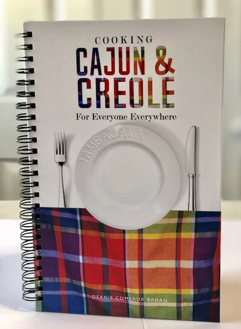 Cooking Cajun & Creole Cookbook