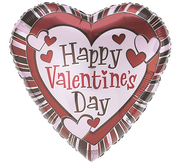 Valentine's Day Mylar Balloon
