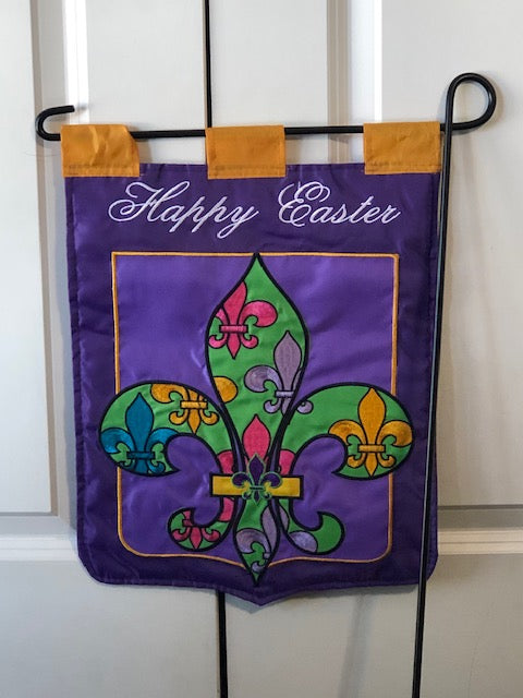 Easter FDL Garden Flag