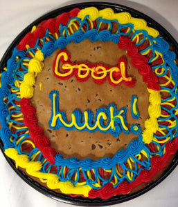 Good Luck Cookie Cake