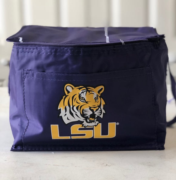 LSU Lunch Tote