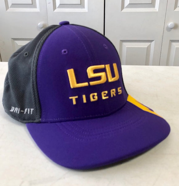 LSU Dri-Fit Baseball Hat
