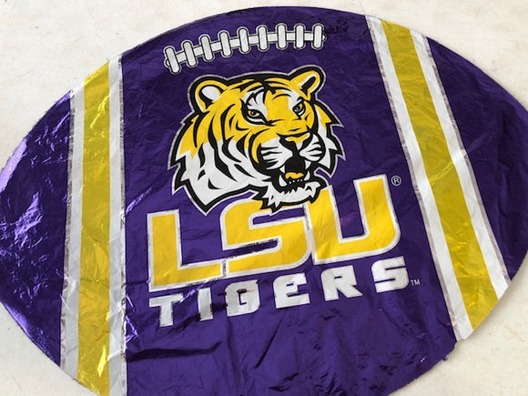 LSU Mylar Balloon