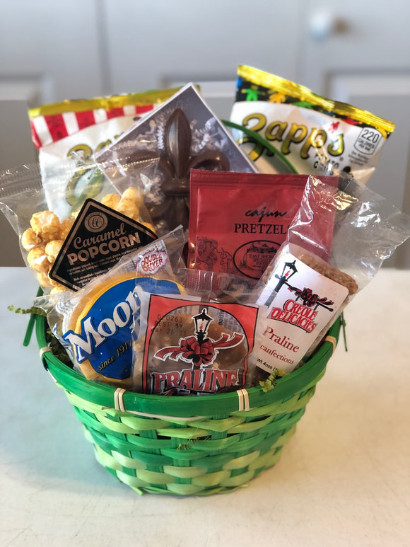 New Orleans Easter Basket