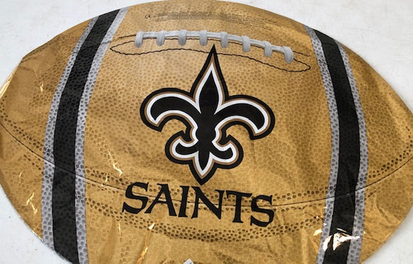 Saints Mylar Balloon