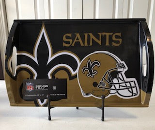 Saints Tray